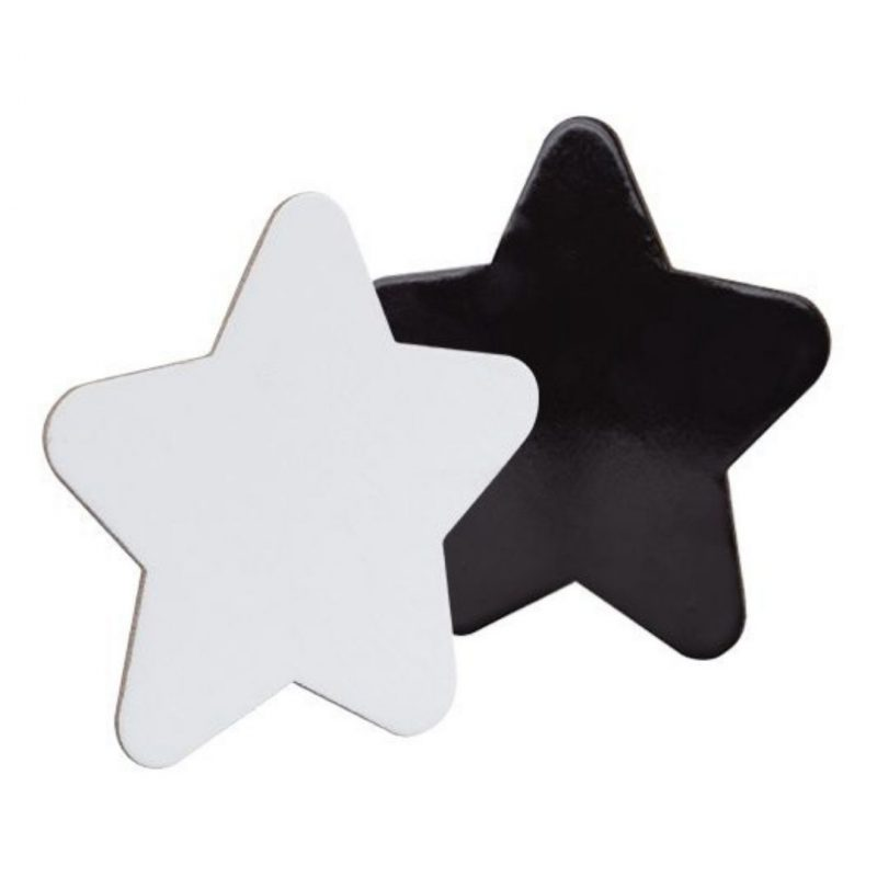 Magnetic Canvas Board - Star