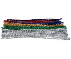 Tinsel Stems assorted colours 150 pack
