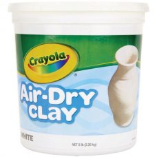 Easy to use Crayola Air Dry Clay