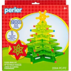 80-54395 3D Christmas Tree front